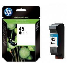 Картридж HP DJ 850C/970C/1600C, №45 (O) 51645AE, BK