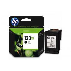 Картридж HP DJ2130 (O) F6V19AE, №123XL, black