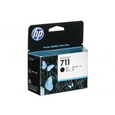 Картридж HP DJ T120/T520 (O) CZ133A, №711, BK, 80мл