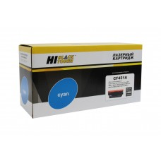 Картридж Hi-Black (HB-CF451A) для HP CLJ M652/M653/MFP M681/M682