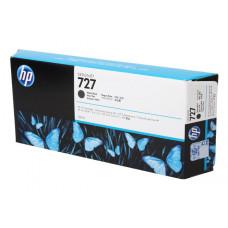 Картридж 727 для HP DJ T920/T1500, 300ml (O) matteblack C1Q12A