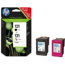 Картридж 121 для HP DJ F4283/D2563 (O) CN637HE BK/Tri-color