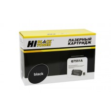 Картридж Hi-Black (HB-Q7551A) для HP LJ P3005/M3027MFP/M3035MFP,