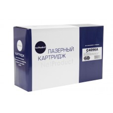 Картридж NetProduct (N-C4096A) для HP LJ 2100/2200, 5K