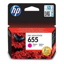 Картридж HP DJ IA 3525/5525/4515/4525 (O) №655, CZ111AE, M, 600с