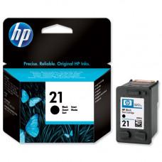 Картридж HP DJ 3920/3940, №21(O) C9351AE, BK