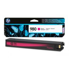 Картридж HP OJ Ent X585/X555 (O) D8J08A, M,  №980