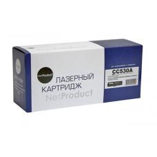 Картридж NetProduct (N-CC530A/№ 718) для HP CLJ CP2025/CM2320/Ca