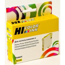Картридж Hi-Black (HB-T0484) для Epson Stylus Photo R200/R300/RX