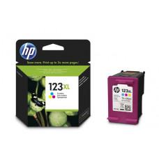 Картридж HP DJ2130 (О) F6V18AE, №123XL, Tricolor