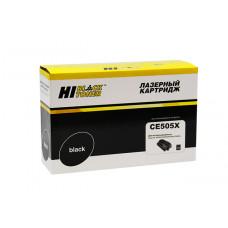 Картридж Hi-Black (HB-CE505X) для HP LJ P2055/P2050/Canon №719H,