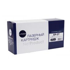 Картридж NetProduct (N-EP-27) для Canon MF 3110/3228/3240/LBP320