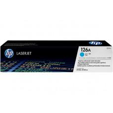 Картридж HP CLJ CP1025/1025nw (O) №126A, CE311A, C, 1K
