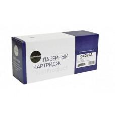 Картридж NetProduct (N-C4092A/EP-22) для HP LJ 1100/3200/Canon L