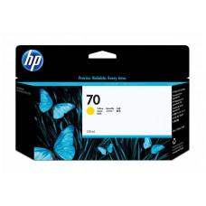 Картридж HP Designjet Z2100/Z3100  (O) №70, C9454A, Y