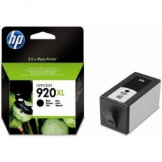 Картридж HP Officejet 6000/6500/7000, №920XL (O) CD975AE, BK