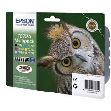 Картридж (комплект ) Epson Stylus Photo P50/PX660/800FW (O) C13T