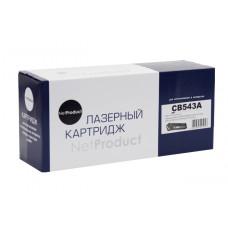 Картридж NetProduct (N-CB543A) для HP CLJ CM1300/CM1312/CP1210/C