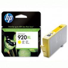 Картридж HP Officejet 6000/6500/7000, №920XL (O) CD974AE, Y