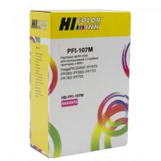 Картридж Hi-Black (PFI-107M) для Canon iPF680/685/780/785, M
