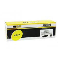 Картридж Hi-Black (HB-CC532A/№ 718) для HP CLJ CP2025/CM2320/Can