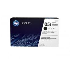 Картридж HP LJ P2055/P2035 (O) CE505L, 1K