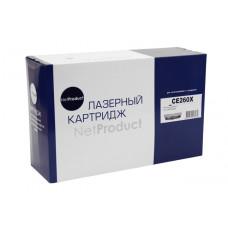Картридж NetProduct (N-CE260X) для HP CLJ CP4025/4525, Восстанов