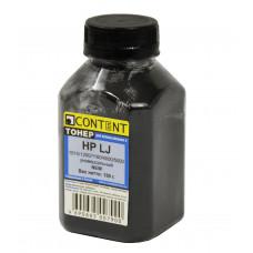 Тонер Content Универсальный для HP LJ 1010/1200/1160/4000/5000,