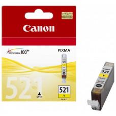 Картридж Canon PIXMA iP3600/iP4600/MP540 (O) CLI-521, Y