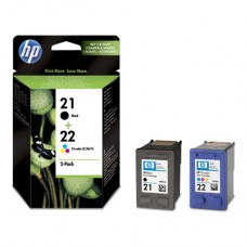 Картридж HP DJ 3920/3940 №21+22 (O) SD367AE