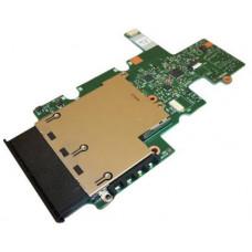 613315-001 Плата порта (ExpressCard) и аудио для моделей с экран