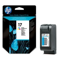 Картридж HP DJ 816C/825C/840C/843C/845C, №17 (O) C6625A, Color
