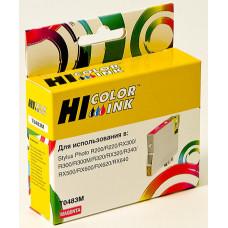 Картридж Hi-Black (HB-T0483) для Epson Stylus Photo R200/R300/RX