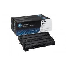Картридж 83A HP LJ M125/M127 2packХ1,5К (О) Black CF283AF