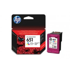 Картридж HP DJ 5645 №651(O) C2P11AE, color