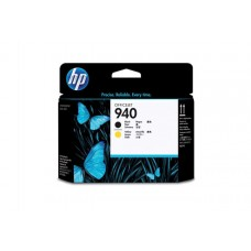 Печатающая головка 940 для HP Officejet Pro 8000/8500 (О)  Black and Yellow C4900A
