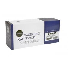 Картридж NetProduct (N-CB540A) для HP CLJ CM1300/CM1312/CP1210/C