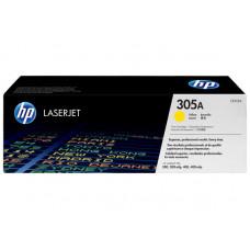 Картридж HP CLJ Pro 300 Color M351/Pro400ColorM451 (O) CE412A, Y