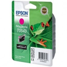 Картридж Epson Stylus Photo R800/1800 (O) C13T05434010, M