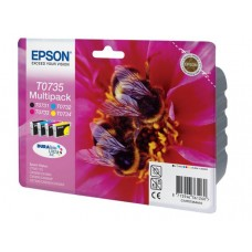 Картридж (комплект 4шт) Epson C79/C110/T30/TX200 (O) T07354A10/T