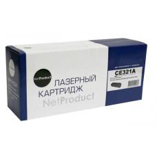 Картридж NetProduct (N-CE321A) для HP CLJ Pro CP1525/CM1415, C,