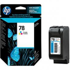 Картридж HP №78 DeskJet 9xxC/PhotoSmart 1xxx (О) C6578D Color (1