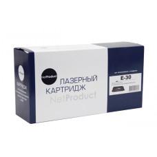 Картридж NetProduct (N-E-30) для Canon FC 200/210/220/230/330, 4