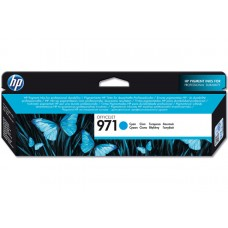 Картридж 971 для HP OJ Pro X476dw/X576dw/X451dw/X551dw (O) cyan