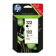 Картридж 122 для HP DJ 1050/2050/2050S (O) CR340HE BK/Tri-color