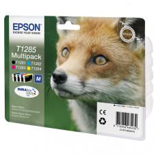 Картридж (комплект 4шт) Epson Stylus S22/SX125/SX420W/SX425W (О)