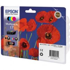 Картридж (комплект 4шт) Epson Expression Home XP-33/103/203/207