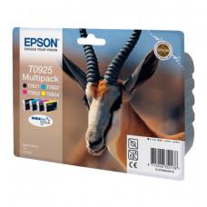 Картридж (комплект) Epson Stylus C91/CX4300/T26/TX106 (O) T09254
