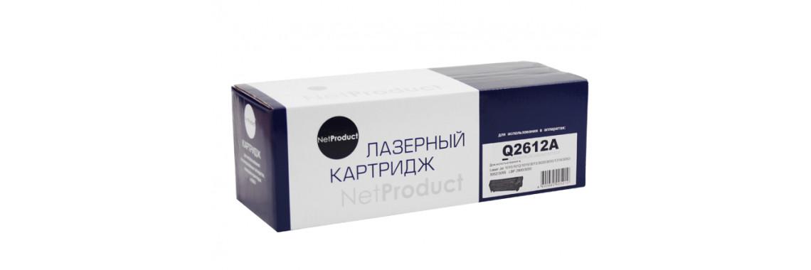 Картридж NetProduct (N-Q2612A)